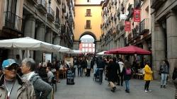 Chinchon-Madrid-Toledo 2017