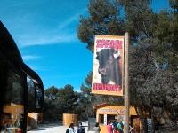 Fahrt in den Safaripark 2016