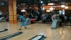 mit dem Stammtisch bowling April 2017 (2)