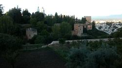 Stammtisch 3 Tage in Granada