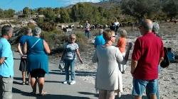 Tagesfahrt in die Queseria del Valle de Tibi 2018